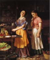 The Young Wife: First Stew